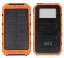 Brand New 38000mAh Solar PowerBank for Smartphones and Tablets