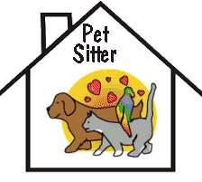 Pet Sitter. I'll tend to your pets and home while you are away.