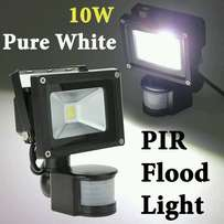 Special Now R250 10W White PIR Motion Sensor Security LED Flood light