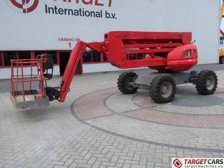Manitou 160ATJ Articulated 4x4x4 Diesel Boom Lift 1625cm - 2008
