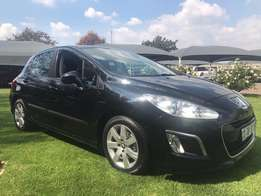 2012 Peugeot 308 1.6 XS for sale