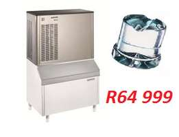 310 kg Scotsman Ice machine with bin on special