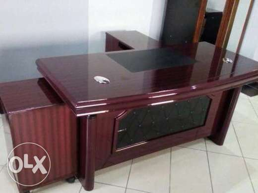 A1- Office Durable Executive Table 1.6m(New) Lagos Mainland - image 1