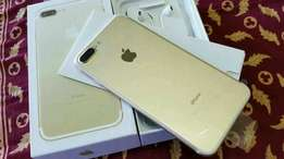 Selling my gold brand new iPhone 7 plus in a box