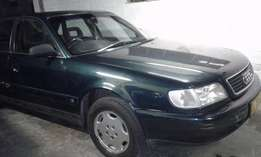 Selling my 1995 Audi A6