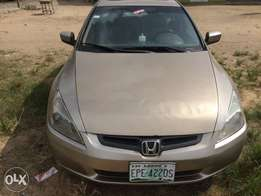 Clean used Honda Accord 2004 in good condition