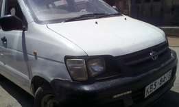 Toyota Townace manual