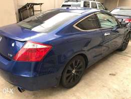 Honda Accord Coupe 2009 model super clean for sale
