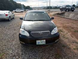 Cool corolla 04 for sale