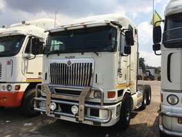 2012 model International 9800i with low mileage, very clean truck