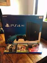 PlayStation 4 Pro 1TB PS4 Pro boxed plus 3 games brand new