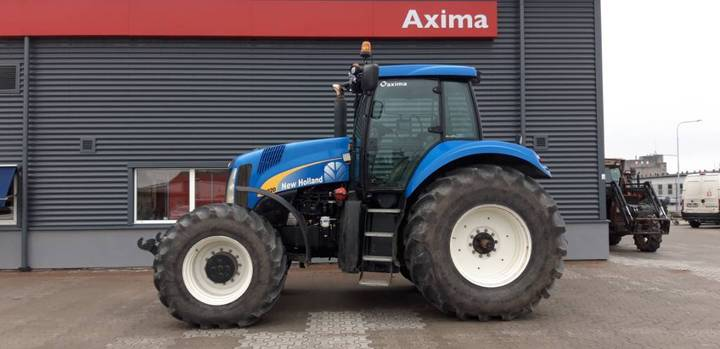 New Holland T8020 - 2008 - image 2