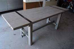 Hand made 6 seater table for sale