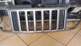 Jeep main grill parts available for sale