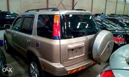 Just like Toks!! Honda Crv 2000 model