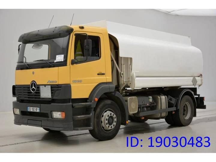Mercedes-Benz Atego 1823N - 2001