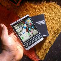 My Blackberry Passport 2 Silver Edition For Sale