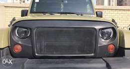 Wrangler front shield (angrey) 2014 model