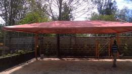 Carports and Tension Structures