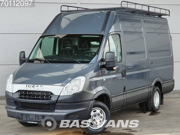 Iveco Daily 35C17 3.0 170pk 3500kg Trekhaak Luchtvering Imperia... - 2014