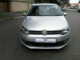 2012 VW Polo Trendline in good condition