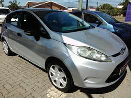 2009 Ford Fiesta 1.4i Ambiente