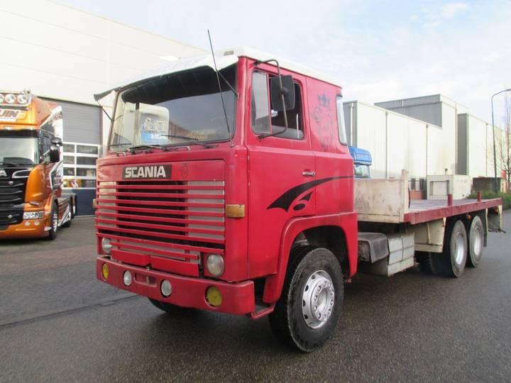 Scania 141 V8 6x2 - 1980