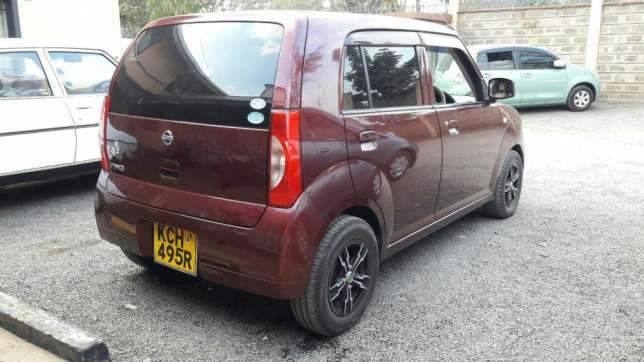 2008 Nissan Pino, 650cc, Auto, Mint Condition Woodly - image 2