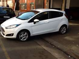 Ford Fiesta 1.2 Ecobost manual 2015model with service book kilo 35000