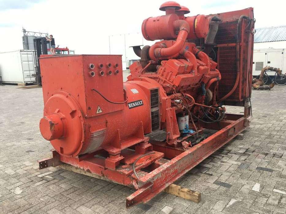 Cummins KTA38G1 - 780 kVA Generator - DPX-11547 - 1988 - image 3