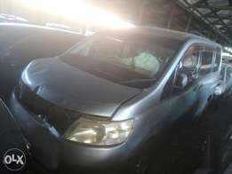 Nissan Serena kBZ with minimal damage