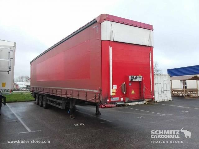 Schmitz Cargobull Semitrailer Rideaux Coulissant Mega - 2012