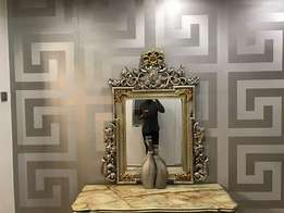 Strictly Versace wallpapers. Only at Fracan Wallpapers Abuja