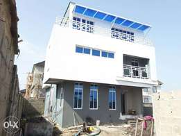 A Brand New 5 Bedroom Fully Detached Duplex (Alpha Beach Rd)