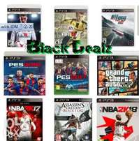 PS3 Black dealz