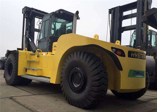 Hyster H28.00 Xm 12 - 2016