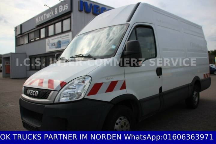 Iveco Daily 35S14V AHK TOP RATE 150,-€ - 2010