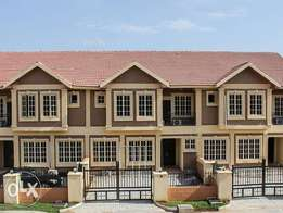 Nicely built well furnished 4bdrm terrace with bq at amen estate