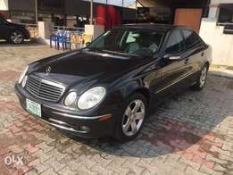 Mercedes-Benz E350 model for sale