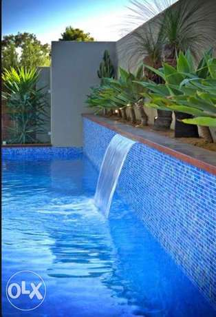 pool / roofgarden / land scape