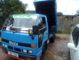 Well maintained tipper on sale