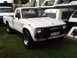 Toyota Stout 1.5 ton Diesel Low kms