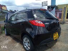 Quick sale Mazda demio 2010 Kcn fully loaded