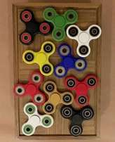 Offer fidget spinners different colours and designs from 400