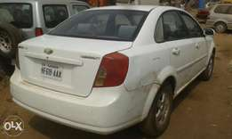 Chevrolet optra manual drive