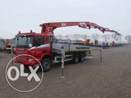 Scania P400 - For Import
