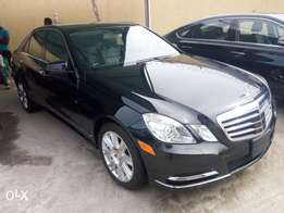 First grade Toks 2014 Mercedes Benz E350 for sale. Direct tokunbo