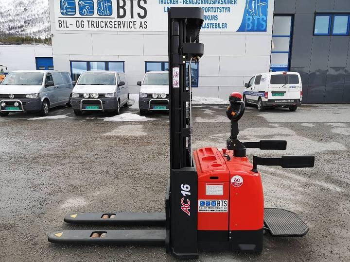 Heli Cdd16-950 Zsm470 - 1,6 Tonns Stabler - 2019