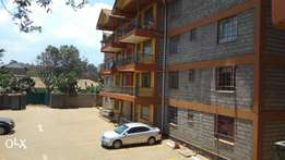 3 bedroom apartment master ensuite off Waiyaki Way Kabete area