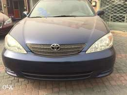 2003/04 Camry. tokunbo